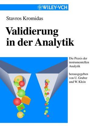 Validierung in der Analytik