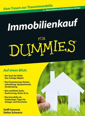 Immobilienkauf für Dummies, 2. Auflage