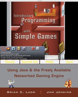 Intro to Programming Java with Games (EHEP001608) cover image