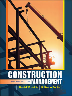 Construction Management, 4th Edition (EHEP001808) cover image