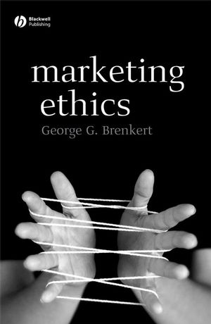 Marketing Ethics (EHEP002108) cover image