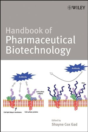 Handbook of Pharmaceutical Biotechnology (0470117109) cover image