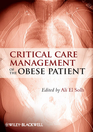 Critical Care Management of the Obese Patient (0470655909) cover image