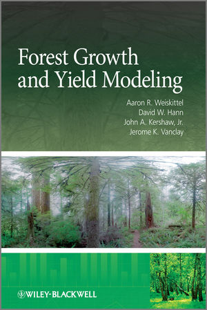Forest Growth and Yield Modeling (0470665009) cover image