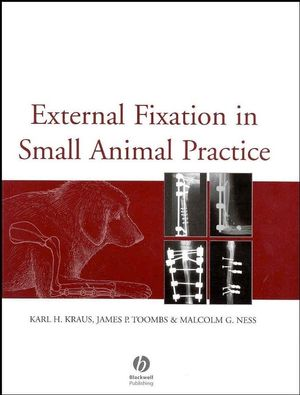 External Fixation in Small Animal Practice (0470759909) cover image