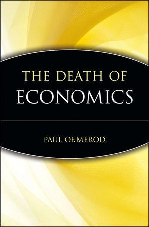 The Death of Economics