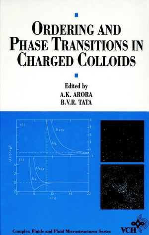 Ordering and Phase Transitions in Charged Colloids