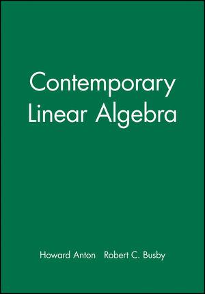 MATLAB Technology Resource Manual by Herman Gollwitzer to accompany Contemporary Linear Algebra