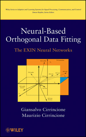 Neural-Based Orthogonal Data Fitting: The EXIN Neural Networks (0471322709) cover image