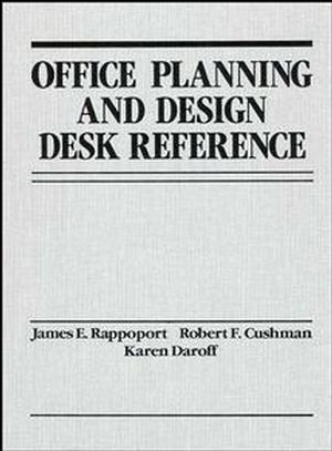 Office Planning and Design Desk Reference (0471508209) cover image