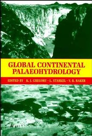 Global Continental Palaeohydrology (0471954209) cover image
