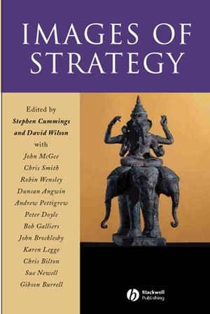 Images of Strategy (0631226109) cover image