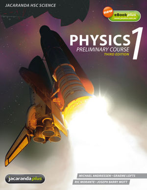 Physics1 Preliminary Course and eBookPlus, 3rd Edition