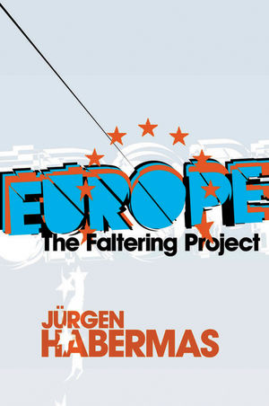 Europe: The Faltering Project (0745646409) cover image