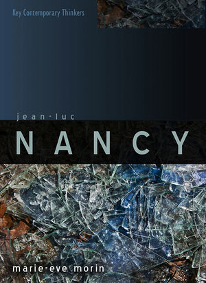 Jean-Luc Nancy (0745652409) cover image