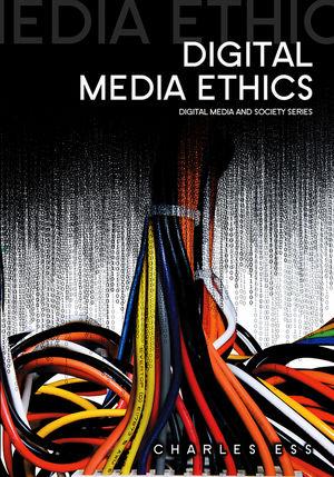 Digital Media Ethics (0745655009) cover image