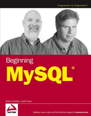 Beginning MySQL (0764579509) cover image