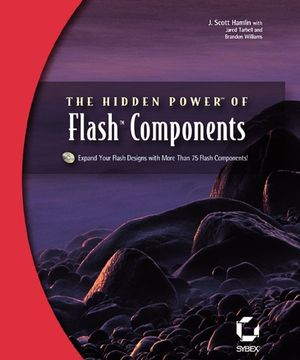 The Hidden Power�of Flash�Components (0782142109) cover image