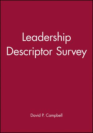 Leadership Descriptor Survey