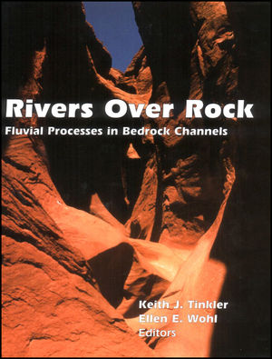 Rivers Over Rock: Fluvial Processes in Bedrock Channels (0875900909) cover image
