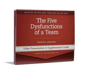Five Dysfunctions of a Team, 2e Video Presentation