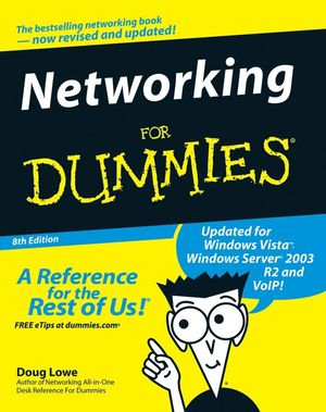 Networking For Dummies, 8th Edition