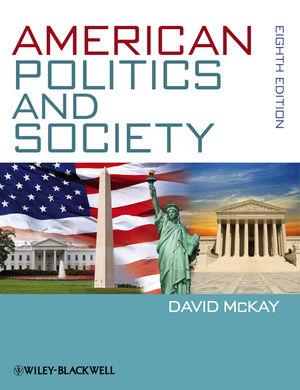 American Politics and Society, 8th Edition