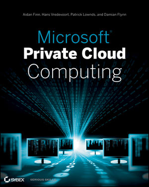 Microsoft Private Cloud Computing (1118283309) cover image