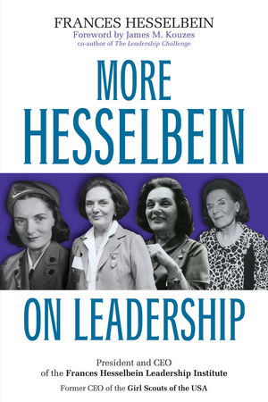 Book Cover Image for More Hesselbein on Leadership