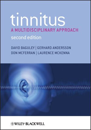 Tinnitus: A Multidisciplinary Approach, 2nd Edition (1118488709) cover image