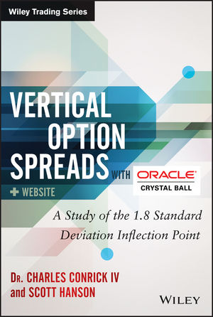 Vertical Option Spreads: A Study of the 1.8 Standard Deviation Inflection Point, + Website (1118537009) cover image