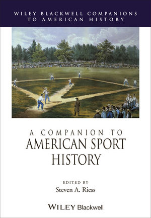 A Companion to American Sport History (1118609409) cover image