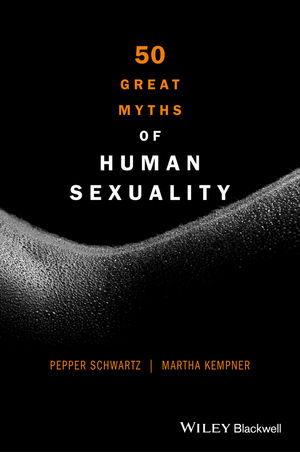 50 Great Myths of Human Sexuality (1118611209) cover image