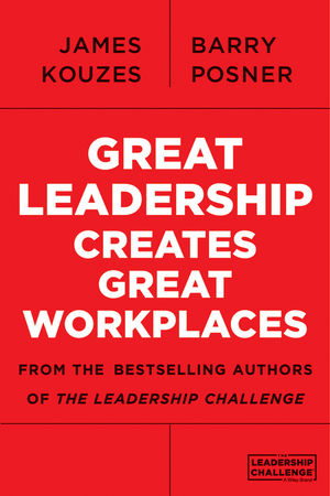 Book Cover Image for Great Leadership Creates Great Workplaces
