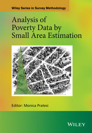Analysis of Poverty Data by Small Area Estimation (1118815009) cover image