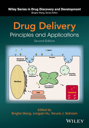 Drug Delivery: Principles and Applications, 2nd Edition (1118833309) cover image