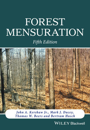 Forest Mensuration, 5th Edition (1118902009) cover image