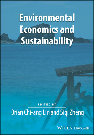 Environmental Economics and Sustainability (1119328209) cover image