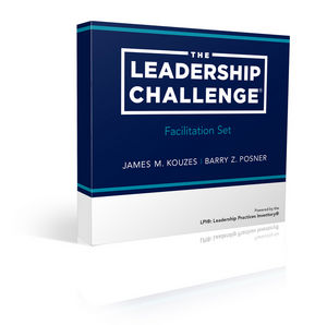 The Leadership Challenge Facilitation Set