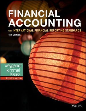 Financial Accounting With International Financial Reporting Standards 4th Edition Wiley