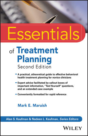Essentials of Treatment Planning, 2nd Edition