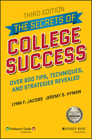 The Secrets of College Success, 3rd Edition