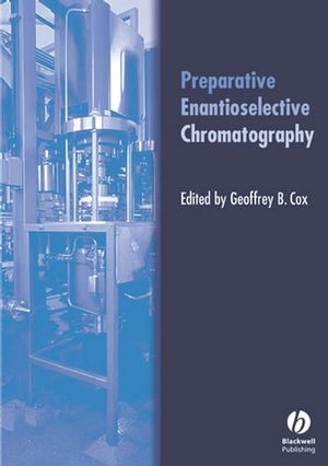 Preparative Enantioselective Chromatography (1405118709) cover image