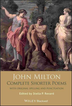 John Milton Complete Shorter Poems (1444310909) cover image