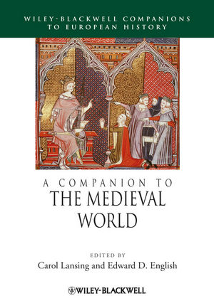 A Companion to the Medieval World (1444324209) cover image