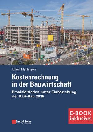 Kostenrechnung in der Bauwirtschaft (+e-PDF)