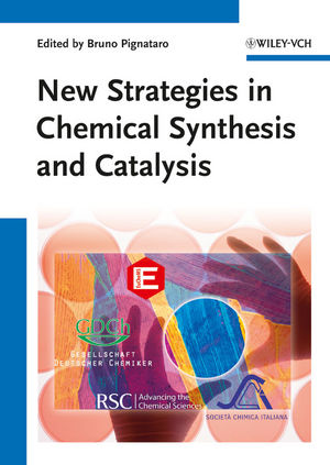 New Strategies in Chemical Synthesis and Catalysis (3527330909) cover image