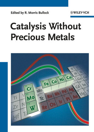 Catalysis without Precious Metals (3527632409) cover image