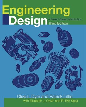 Engineering Design: A Project Based Introduction, 3rd Edition (EHEP000209) cover image