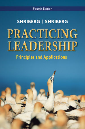 Practicing Leadership Principles and Applications, 4th Edition (EHEP001509) cover image